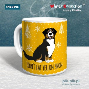 Kubek Bernesse Yellow Snow