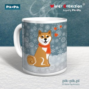 Kubek Shiba Winter Collection (1)
