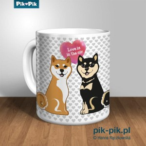 Kubek Shiba Love Collection