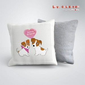 Poduszka Classic JRT Love Collection