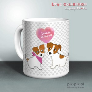 Kubek JRT love collection