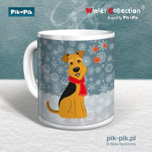 Kubek Welsh Terrier Winter Collection (1)