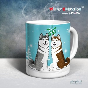 Kubek Husky Winter Collection (1)