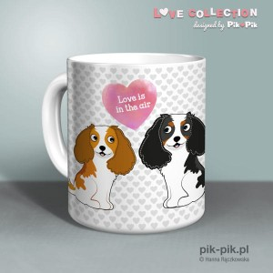 Kubek Cavalier love collection