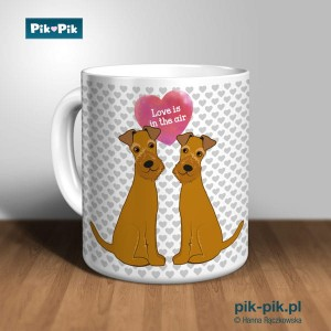 Kubek IrishTerrier Love Collection (1)