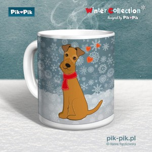 Kubek IrishTerrier Winter Collection (1)