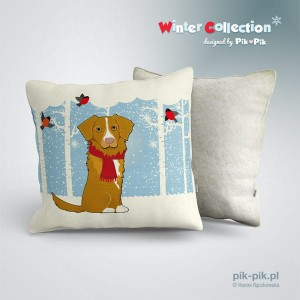 Poduszka Toller Winter Collection