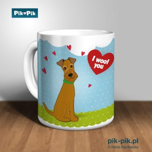 Kubek IrishTerrier Love Collection