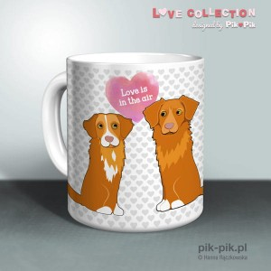 Kubek Toller  Love Collection