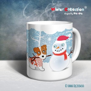 Kubek JRT winter collection