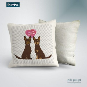 Poduszka Kelpie-Love Collection
